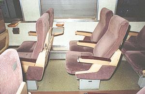 58系気動車(一部65系含む) 最終 Zone-S -鉄道座席趣味-